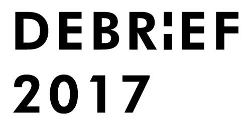 Debrief 2017